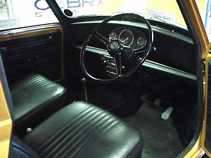 Restored Mk3 Cooper S