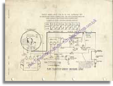 wiring diagram for 11ac alternator when wired positive earth